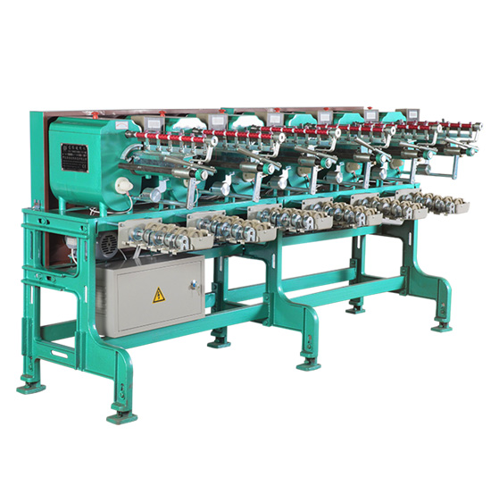 CL-2B Column-shaped Winding Machine