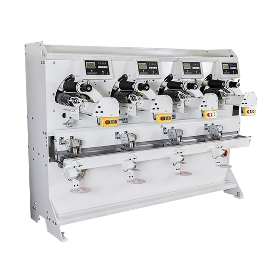DM0604 High Speed  Winding Machine