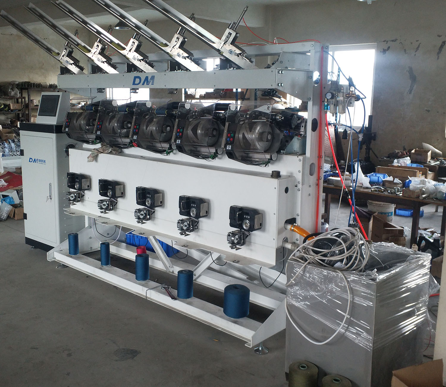 SSM High Speed  Automatic Winding Machine